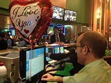 san valentin Bingo Las Vegas