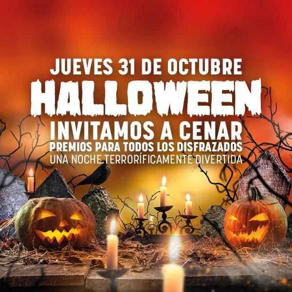 promo halloween noviembre 2019